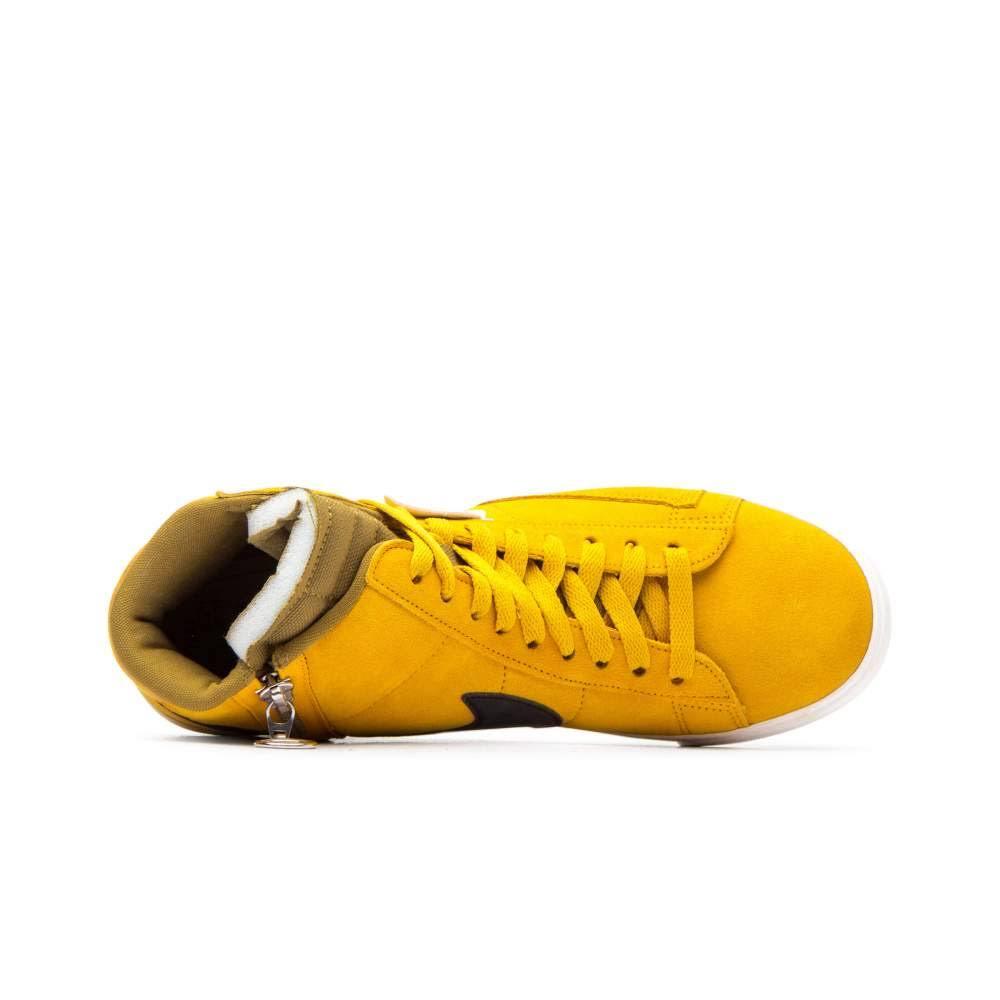 Yellow Nike Blazer Rebel Mid Wmns qpSwBp