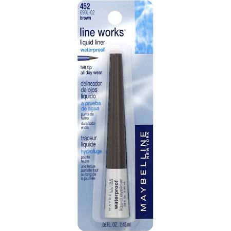 Line Works Liquid Liner by Maybelline #2