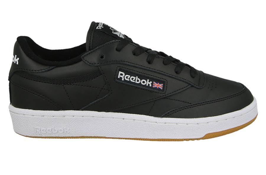 Shoes Reebok Classics black C Black Int gum white 85 Gum Royal Club Intense Wn6BIHOWw