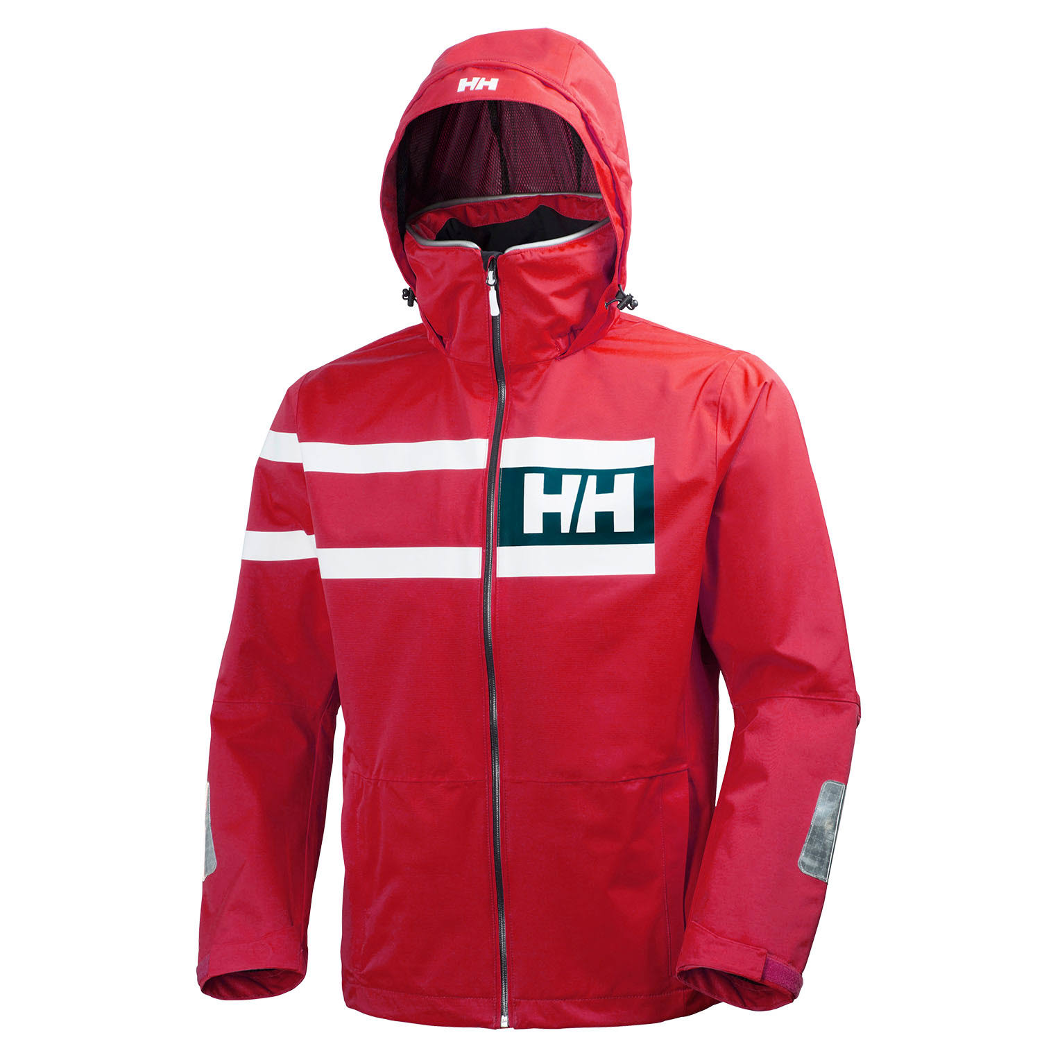 Helly Power Hansen Chaqueta Roja Salt M f6rOqf48w
