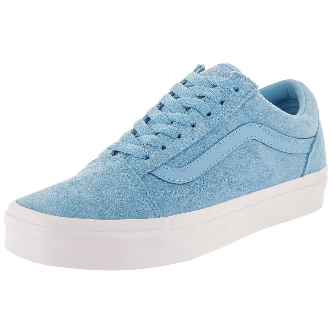 scamosciata camosciocamoscio Unisex scamosciata Old 5pelle Skooldimensioni8 Vans blu morbida Sneaker biancoalaskan wOXiPuTZlk