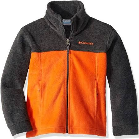 Heather Boys S Naranja ' Steens Vellón Mt De Columbia Charcoal Ii Picante Aazwq1