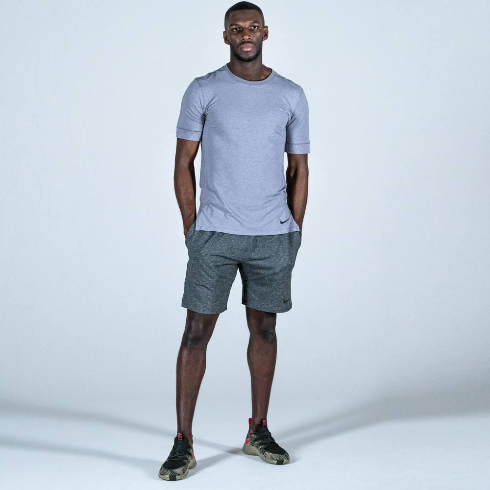 Nike Dri Fit Training Shorts SU20 - Grey - Medium