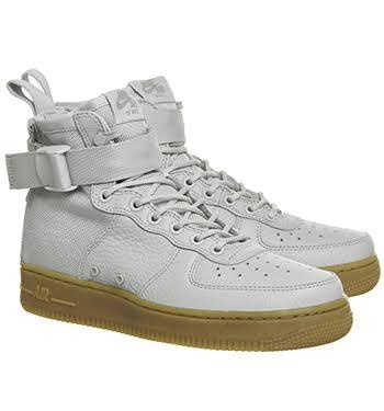 005 Damen Mid 005 Grey Fitnessschuhe W Eu Mehrfarbig 5 Af1 Sf 42 vast Nike RxIzgdqwR