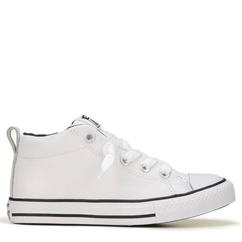 A727477 Chuck De Taylor Cuero Street All Converse Mid Blanco Star Top n7AWOnB60