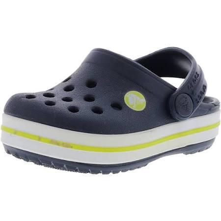 Crocs Ltd Crocband 5m Navy Citrus Clog Clogs Kids rwPxt4qpr