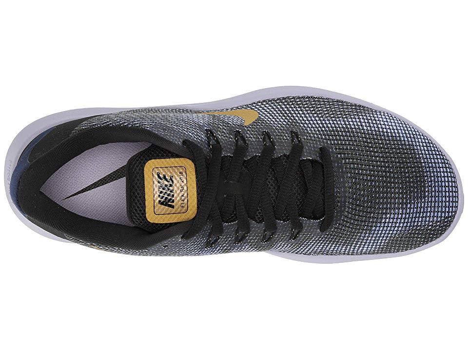 Rn Aa7408 Flex Gold 008 Nike Obsidian Metallic 2018 Schwarz RwPSH
