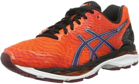 silver Laufschuh 18 Orange Men Gel Asics flame Black Nimbus Orange black BtE8qqw