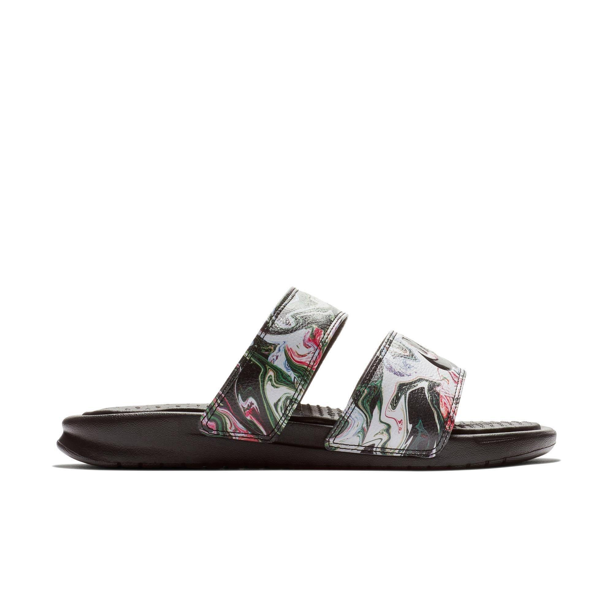 Nike Duo Benassi 8 Mujer Negro Tamaño Ultra Slide 819717003 rv8rndq5w