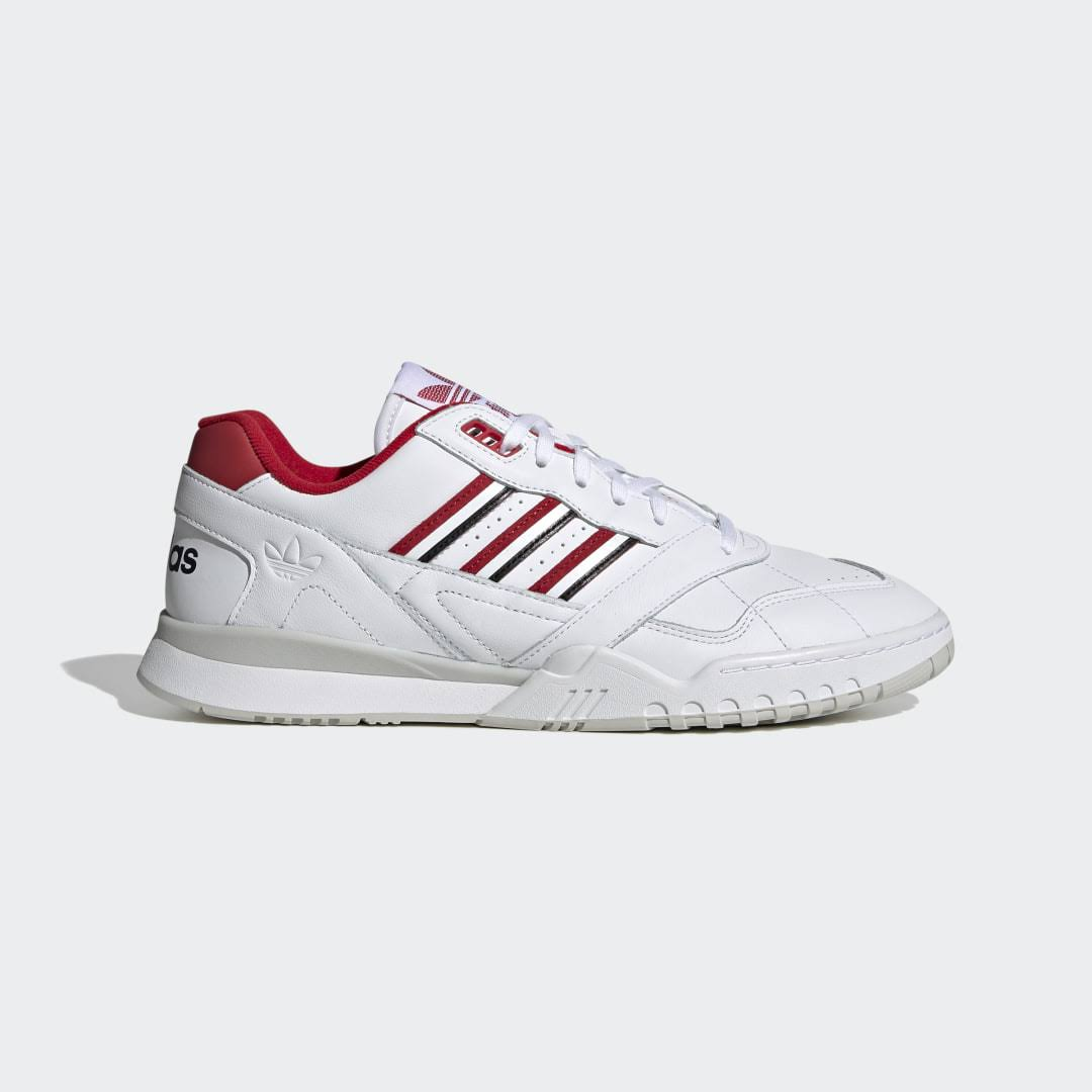 Adidas A.R. Trainer Shoes - Womens - White