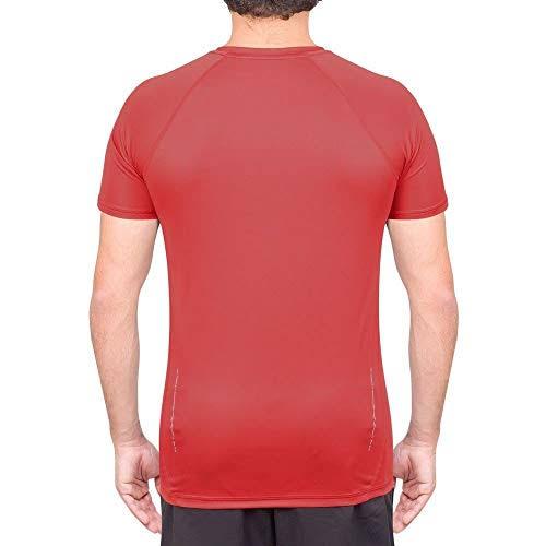 Masculina Core Asics Camiseta Masculino I Vermelho Pes Ss qannX5