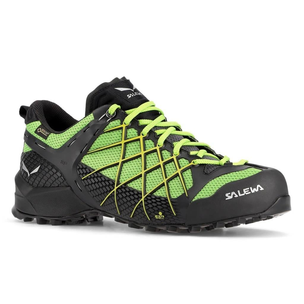 Shoes Fluo Out amp; Hiking Color Green Salewa tex Gore Mens Wildfire Black Approach size Gtx 5 Eu 42 Yellow zAwSqTa