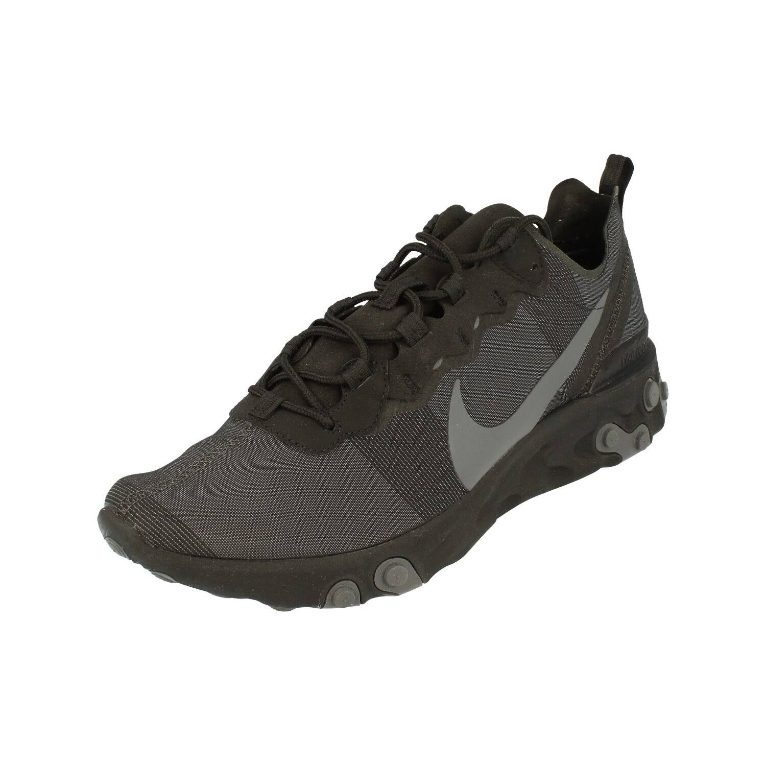 (6) Nike React Element 55 Mens Running Trainers Bq6166 Sneakers Shoes