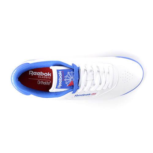 Princess Reebok Vorzüglich M 5 Blau Us Tetra schnürschuh Fitness Weiß Rot Für Damen 1qadqr