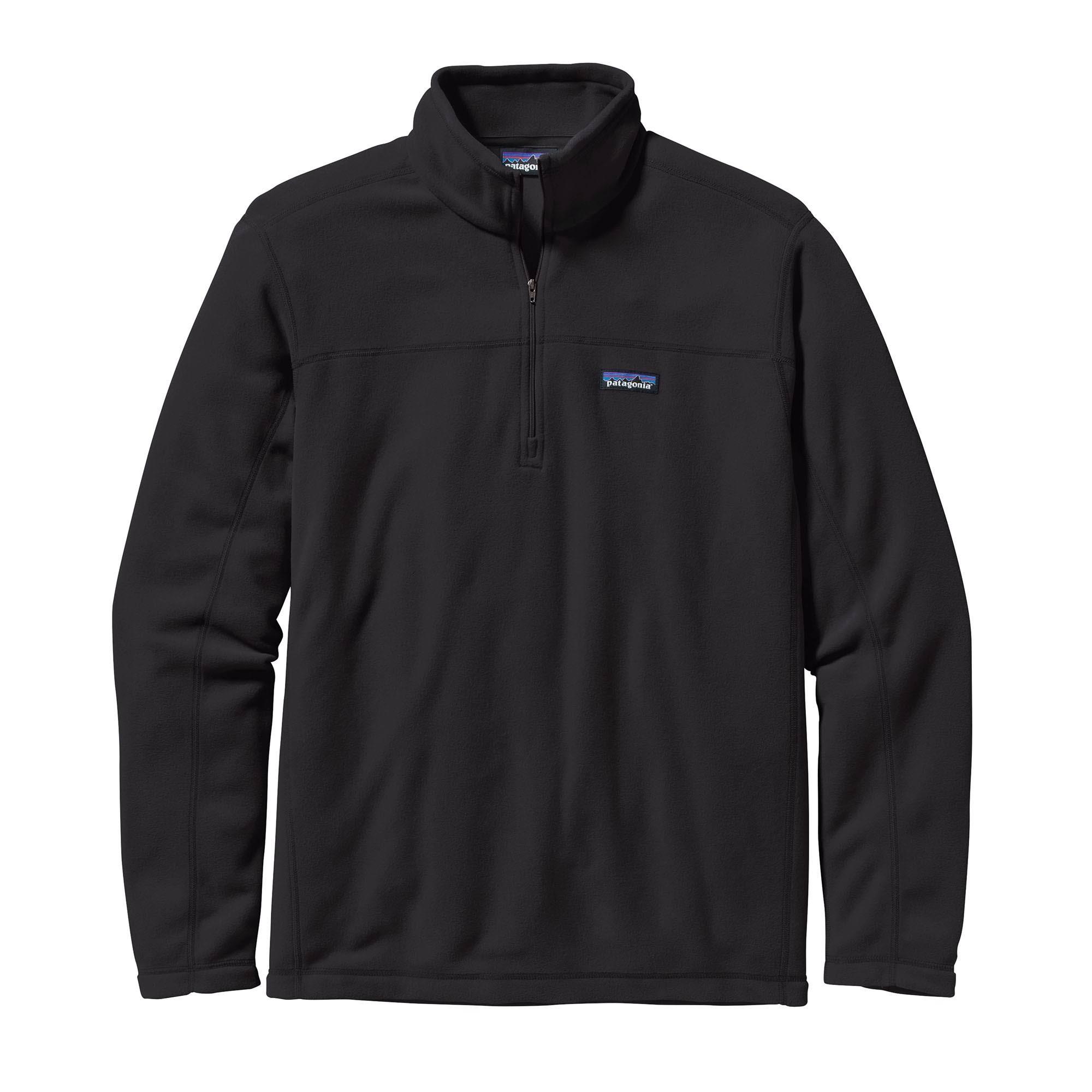 Suéter De Para Micro 26176 Xs Regular Hombre D Negro Patagonia ORR4xqCnr