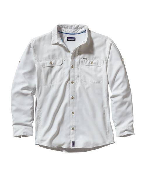 Shirt Patrol Ls Verde Sol Para Hemlock Hombre Ii Patagonia WqanOUHW