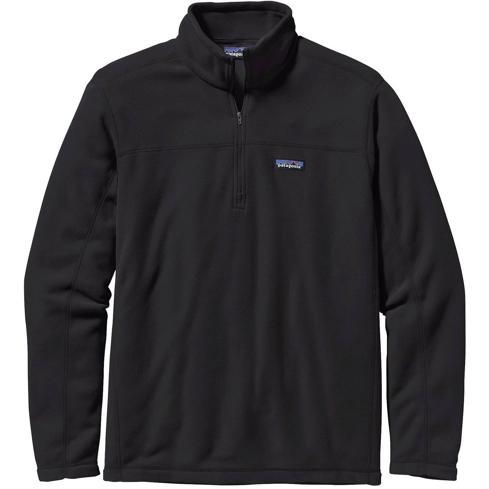 Negro D Patagonia Regular Micro 26176 Xs Hombre Para Suéter De x5wY7qXZ