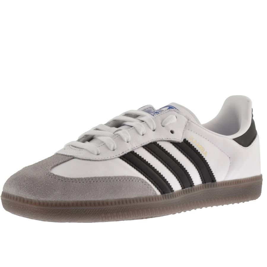 Shoes coregranite 9 White Og Adidas 0 Ftwrwhite Men Originals Samba Size coreblack Sneakers xBnq7zn