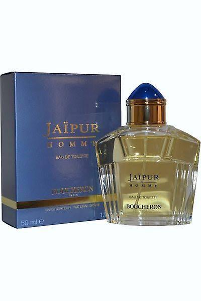 Colonia Vaporizador 50ml Agua Jaipur De Boucheron Hombre FaZPZI