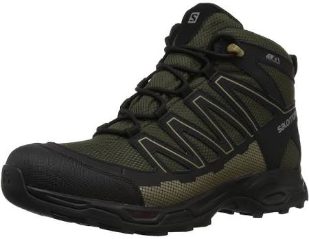 Size Cswp Men Salomon Hiking Shoes Mid Pathfinder Brown 10 nZnxqU0