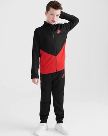 Nike Sportswear Older Kids' Tracksuit - Black  kPEZjTo
