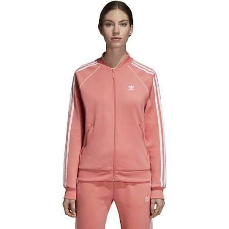 Adidas Damska Adicolor Originals Dh3162662 Superstar Track Dotykowa Róża Top rUrqvn