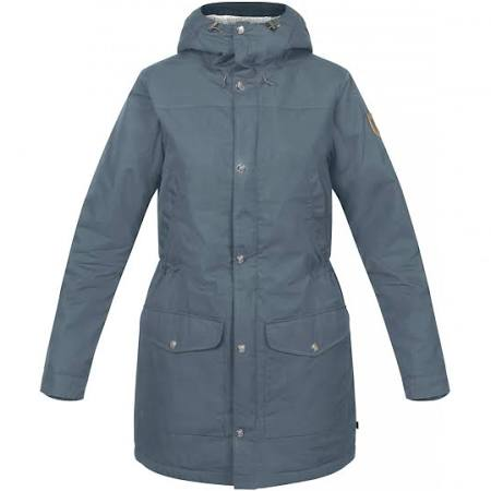 1000 Mujer Talla Fjallraven Casual Blue Chaqueta Dusk Winter Para G Parka Greenland Xxs Color Aqz0awA6