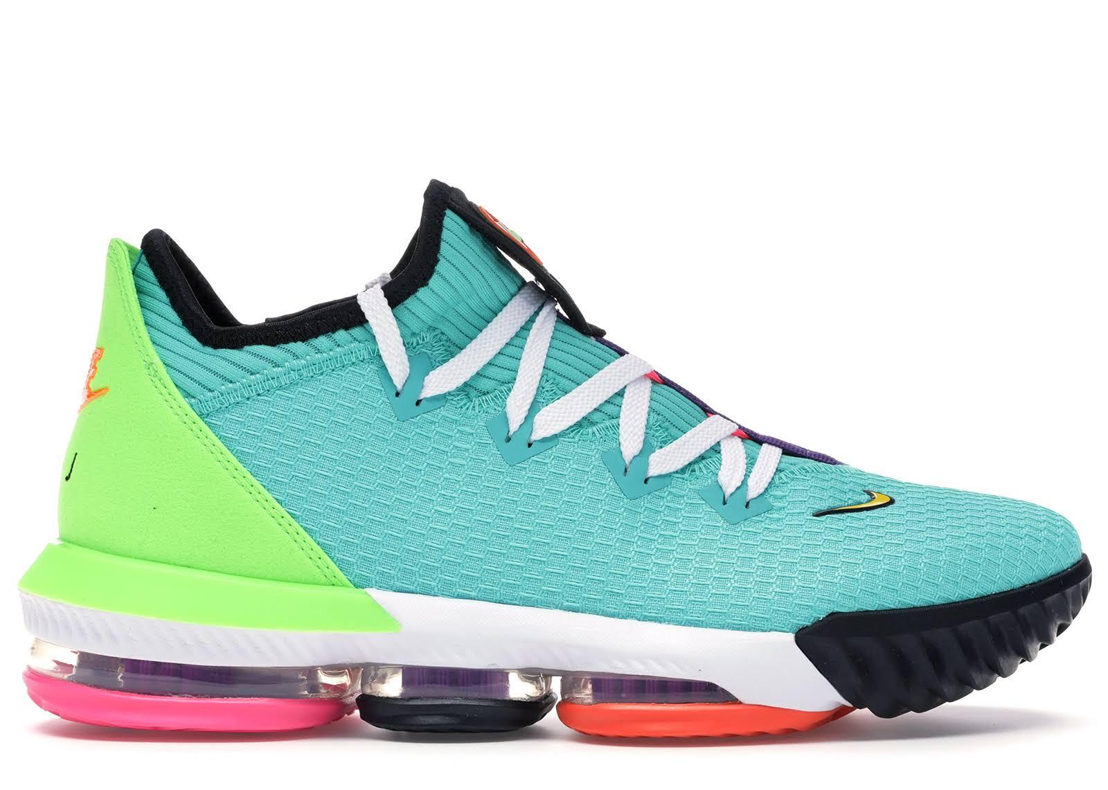Nike LeBron 16 Low Air Max Trainer 2