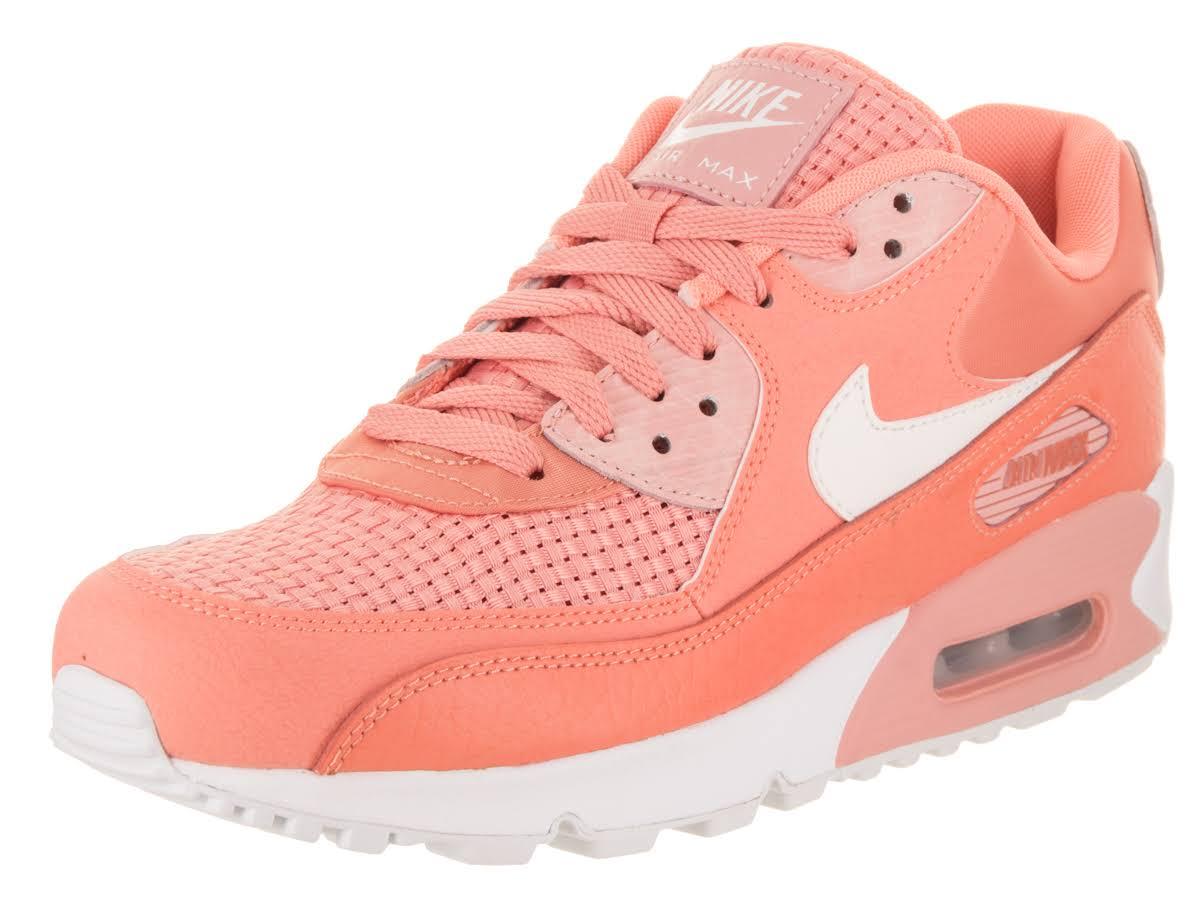 90 Air Mujer Zapatillas Para Naranja De Max Se Running Nike Zq6qxXw8At