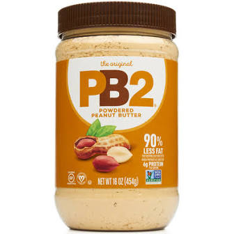 PB2 Powdered Peanut Butter | Natural Flavor | 16oz jar