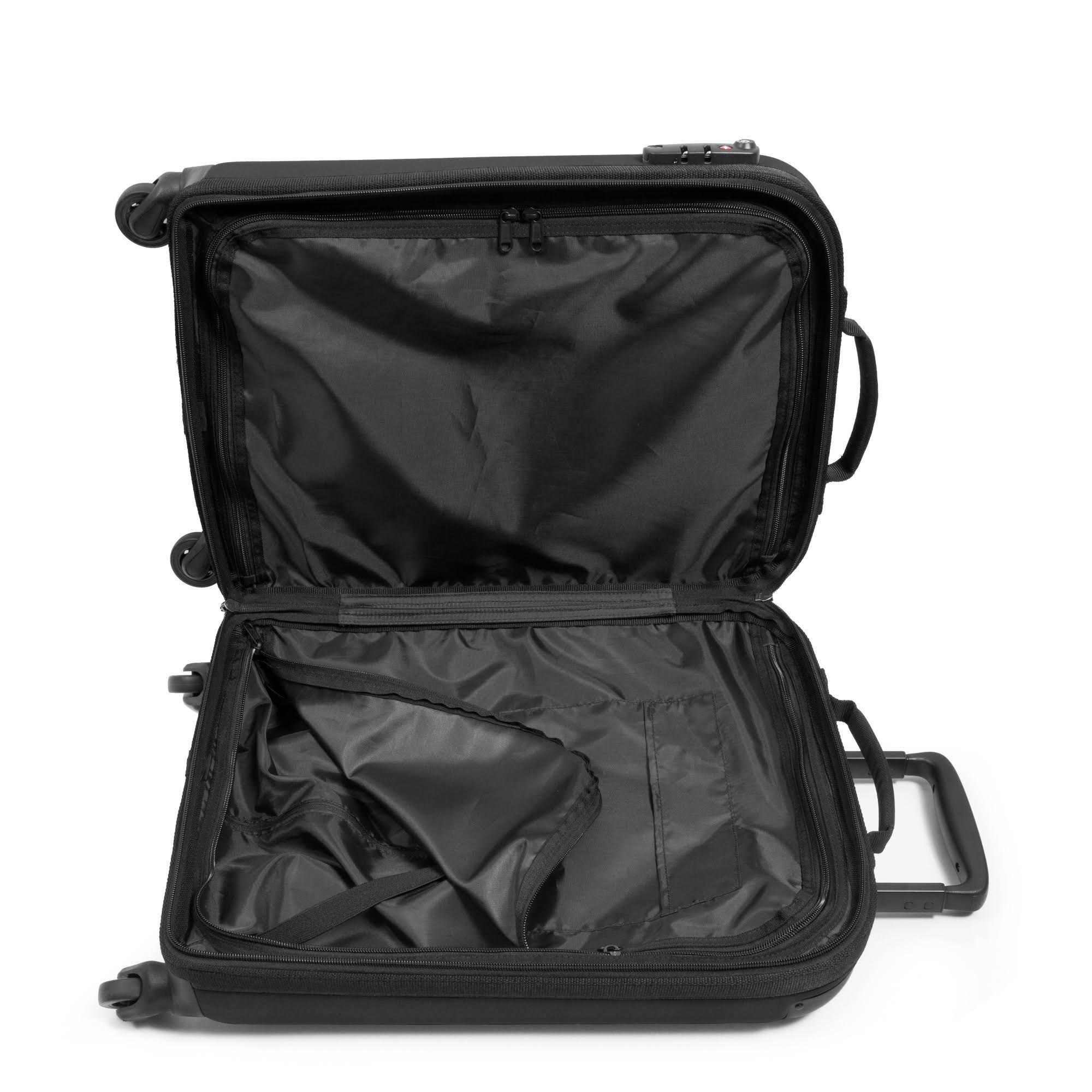 Adult Unisex S Tranzshell 32l Schwarz Koffer Eastpak Rollentasche Rwq44