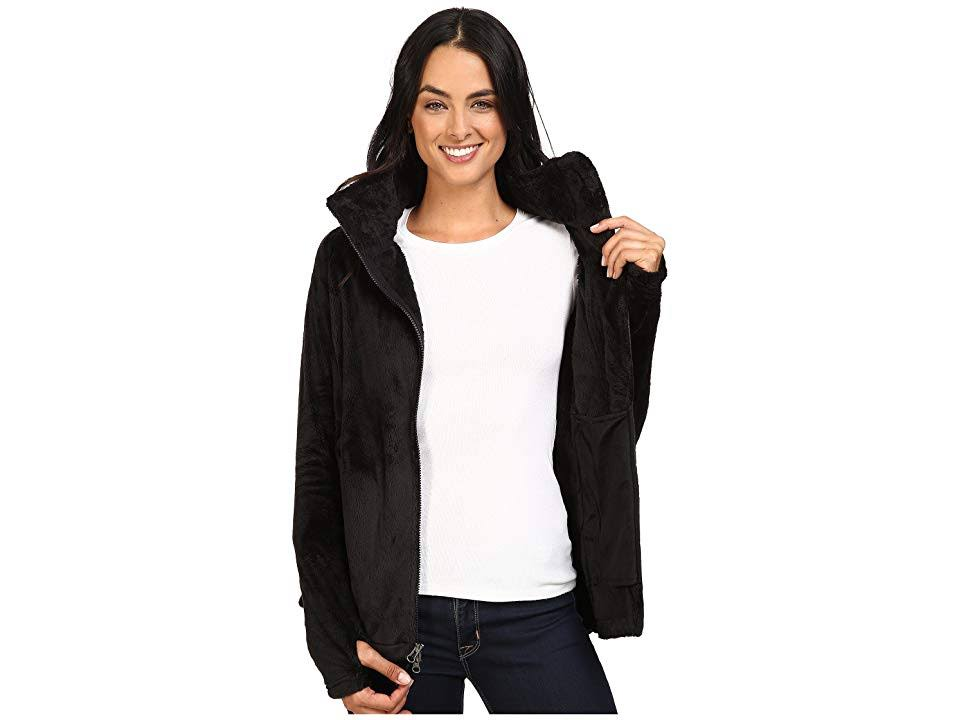 Osito North Tnf temporada Mujer Face Negro Parka Anterior Abrigo Para The Md wt0q4HUXU