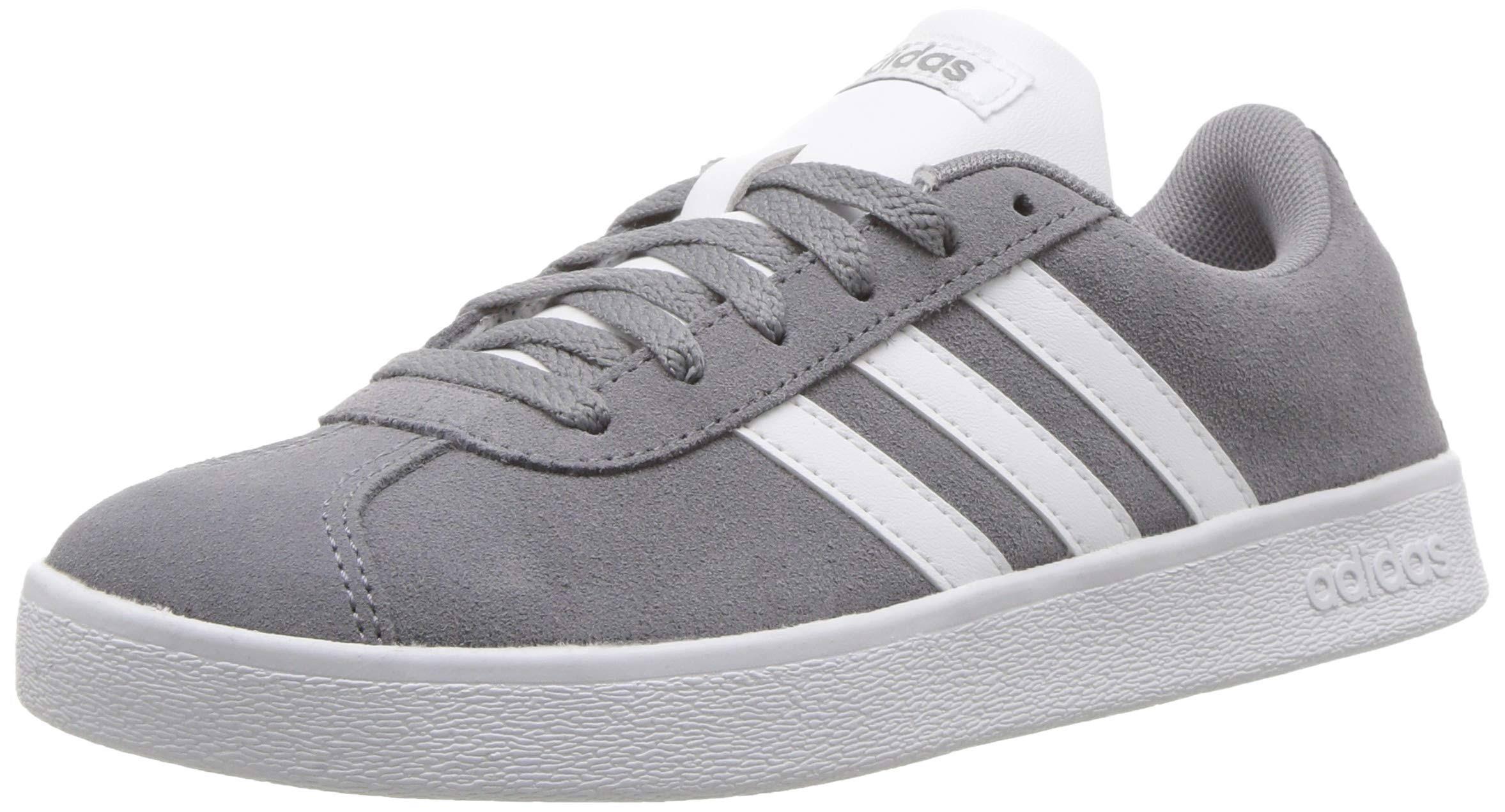 2 Gris Vl 0 K 1 Adidas Zapatilla Court De Juvenil Deporte zqdSwzE