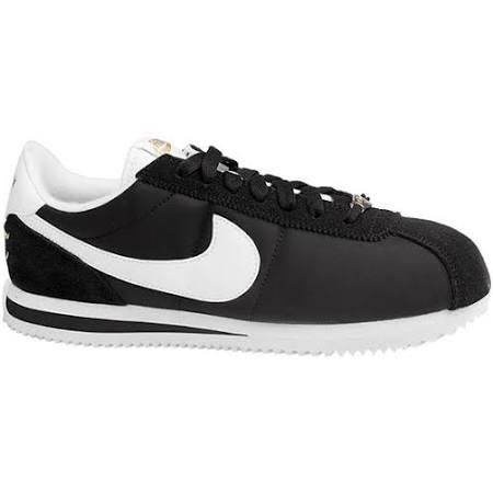 Masculino Preto Tênis Cortez Basic Premium Nike 5 Nylon 40 qXqrPz