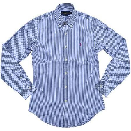 Polo Manga Camisa Larga Fit Blanco 2xl Lauren Azul xx Tejida Ralph grande Buttondown Hombre Slim fwSqfrXB