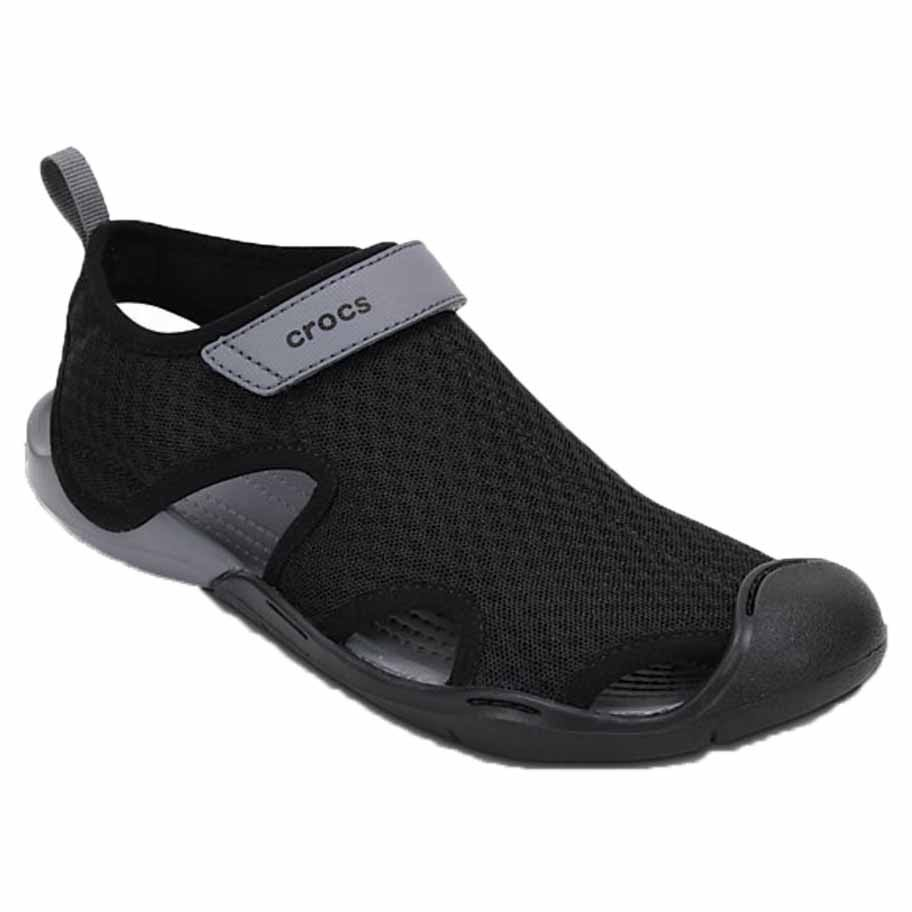 Eu Sandal Black Swiftwater Crocs Mesh 41 TlKJF1uc3
