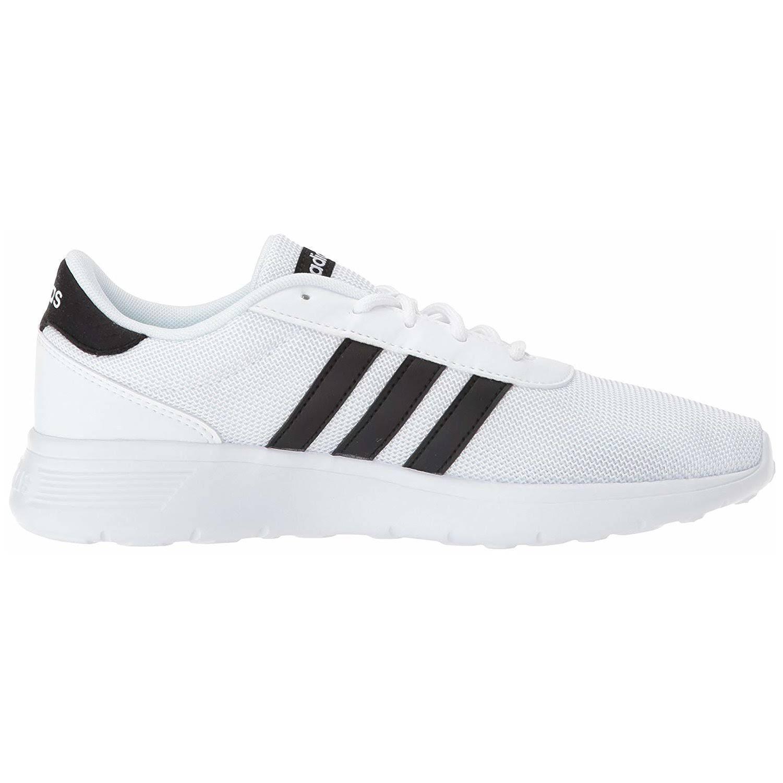 Blanco Racer 8 Blanco Para Zapatillas Lite Negro Mujer Adidas B 6wqwPcv0