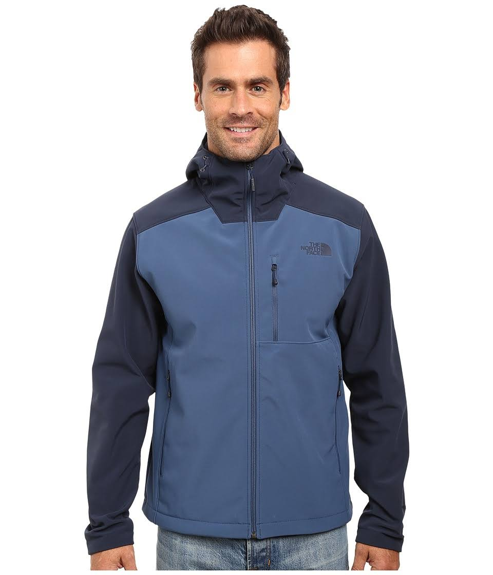 Mens Chaqueta Abrigo 2 Hooded Bionic Marino North Azul The L Face 170 Apex YqvPB1