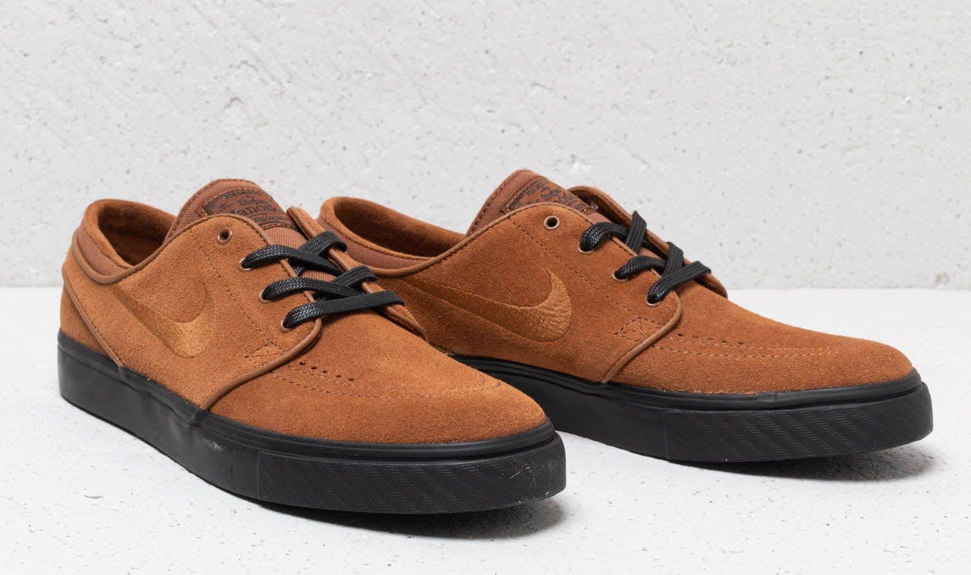 Zoom Nike Stefan Janoski Light British Tan Tan wRUn8UxqOz