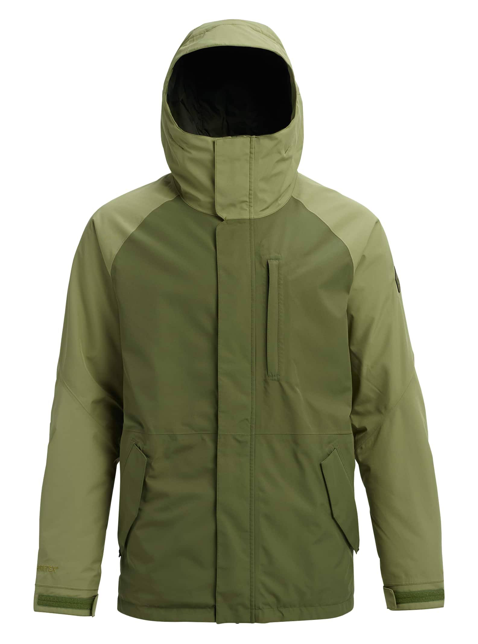 Mb Burton By Mosstone Radial Men's Jacket Gore tex Clover HqqSdBw