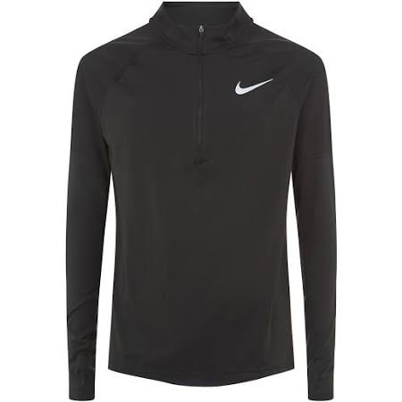 Hombre Tamaño Nike Ah8973010 Negro Zip Element 2 1 2 0 L zxYrzP