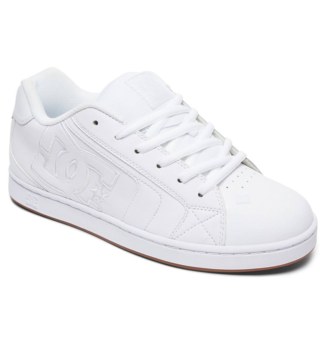 gum Men's Net Dc White 8 D White Medium Shoes Skate wqXxxS5