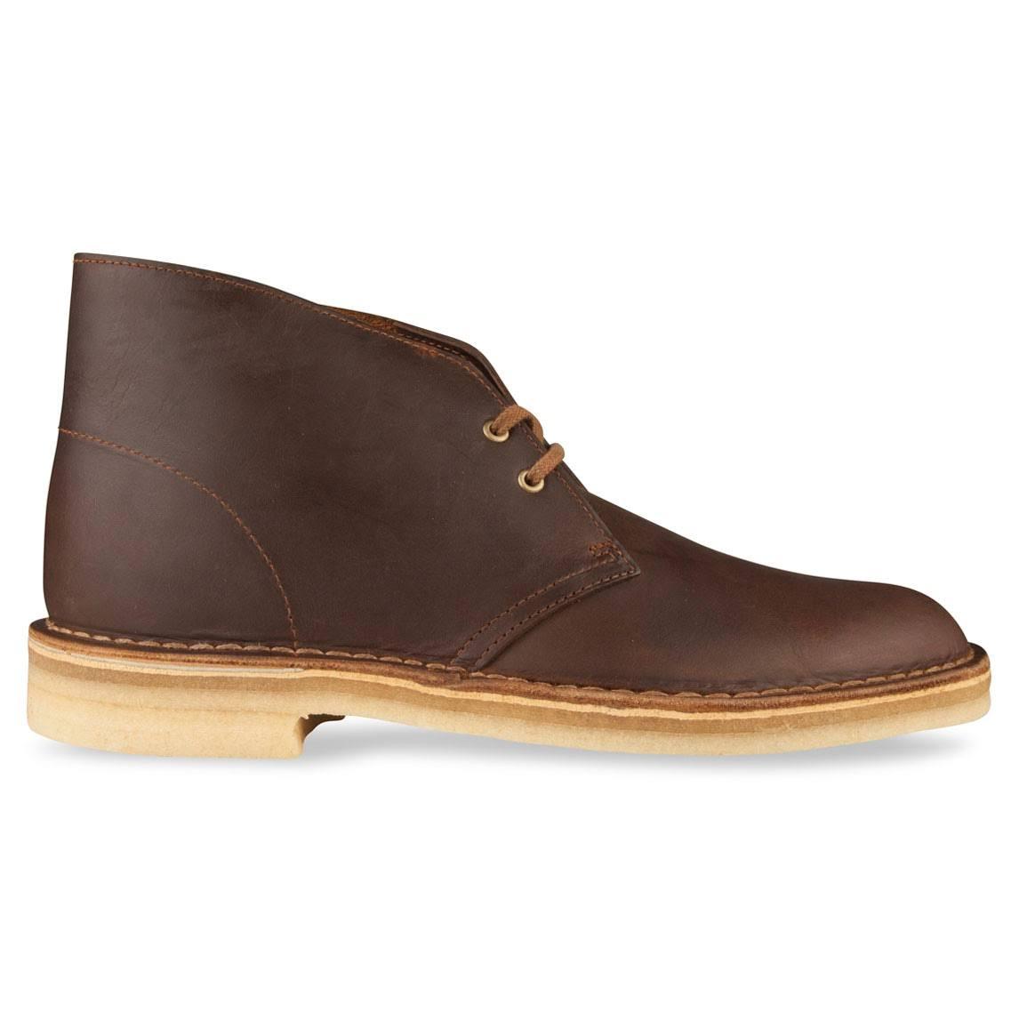 Originals Brown Desert Beeswax Clarks Boot PiTZOXuk