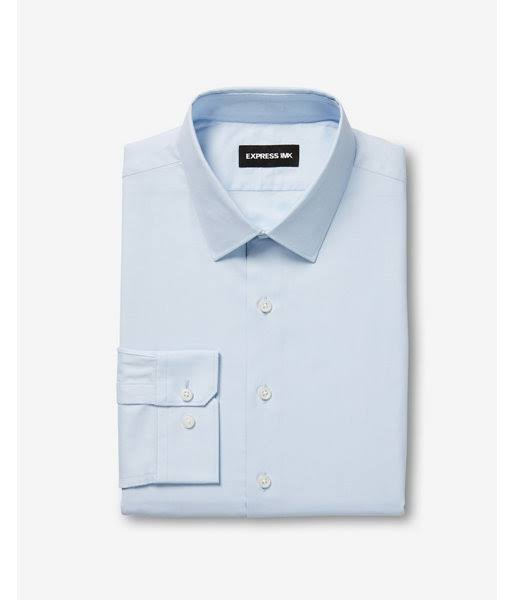 Xxl Easy amp; Tall Extra 1mx Azul Camisa Hombre Big Slim Para Oxford wIqdgxWPF