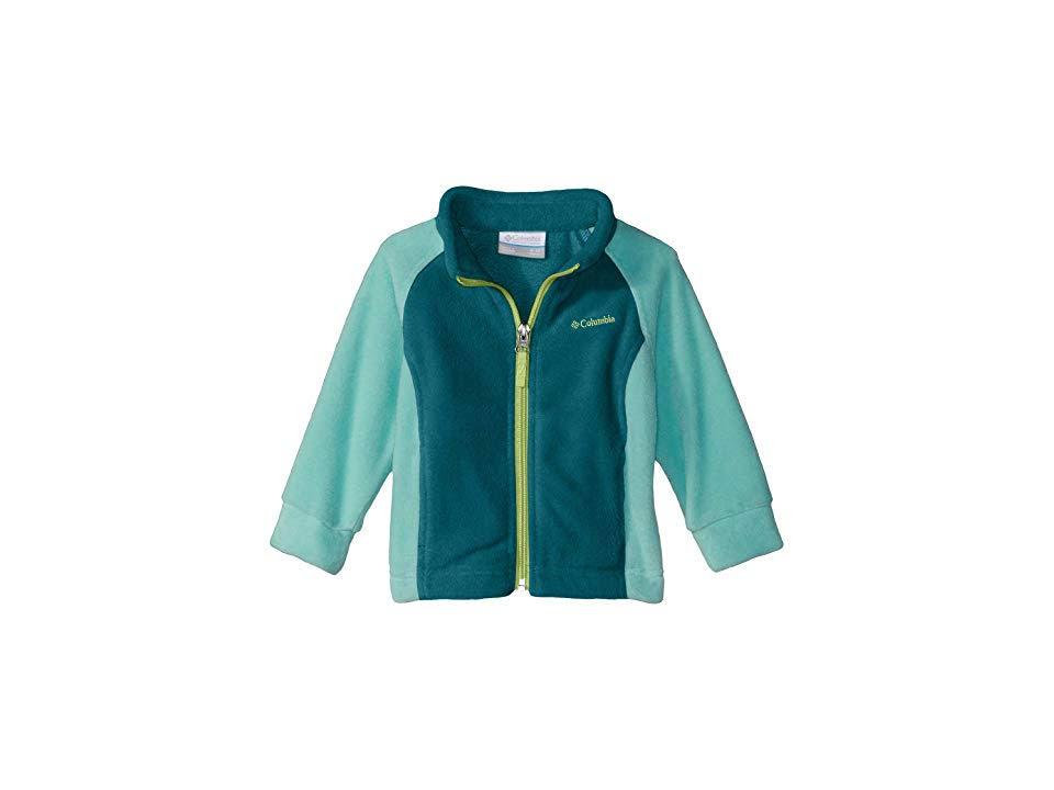 Benton Fleece Mädchen Aus Springs Columbia Pixie Smaragd Für 12 Säugling 6 rq5wrfX