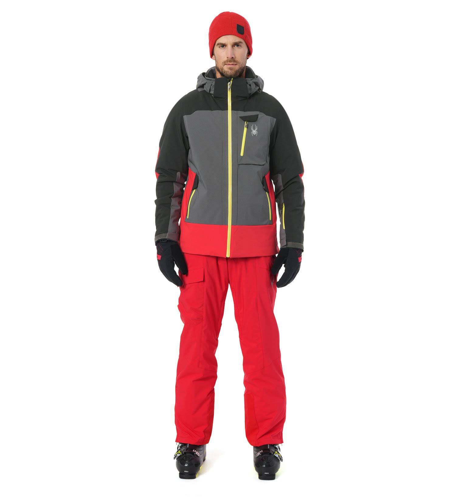 Spyder tex Gore skijacke skijacke tex Herrenschwungrad Herrenschwungrad Gore Spyder rwrPq0x