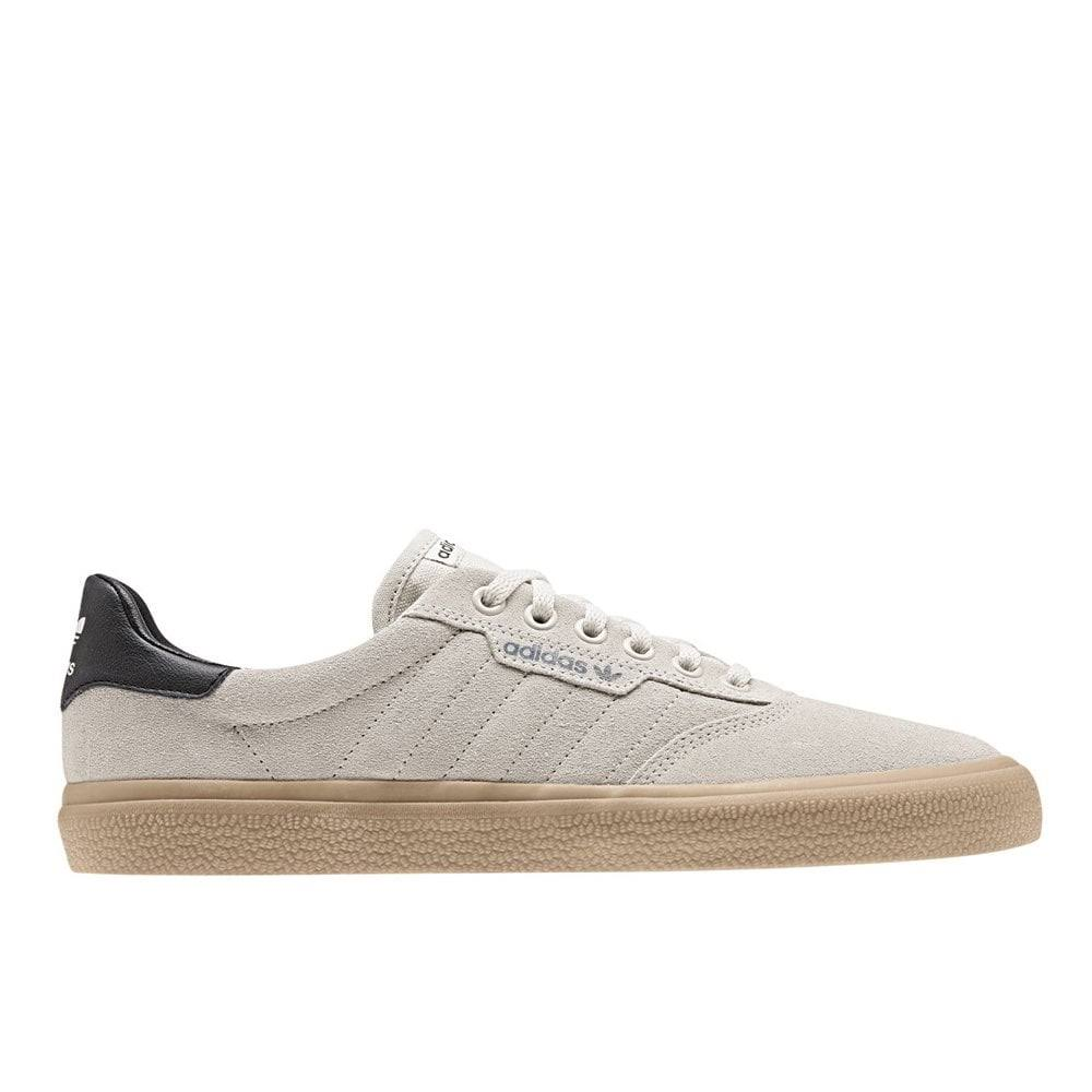 Adidas Skateboarding 3MC - BRWN/BLK/GUM Colour: BRWN/BLK/GUM, Size: 8