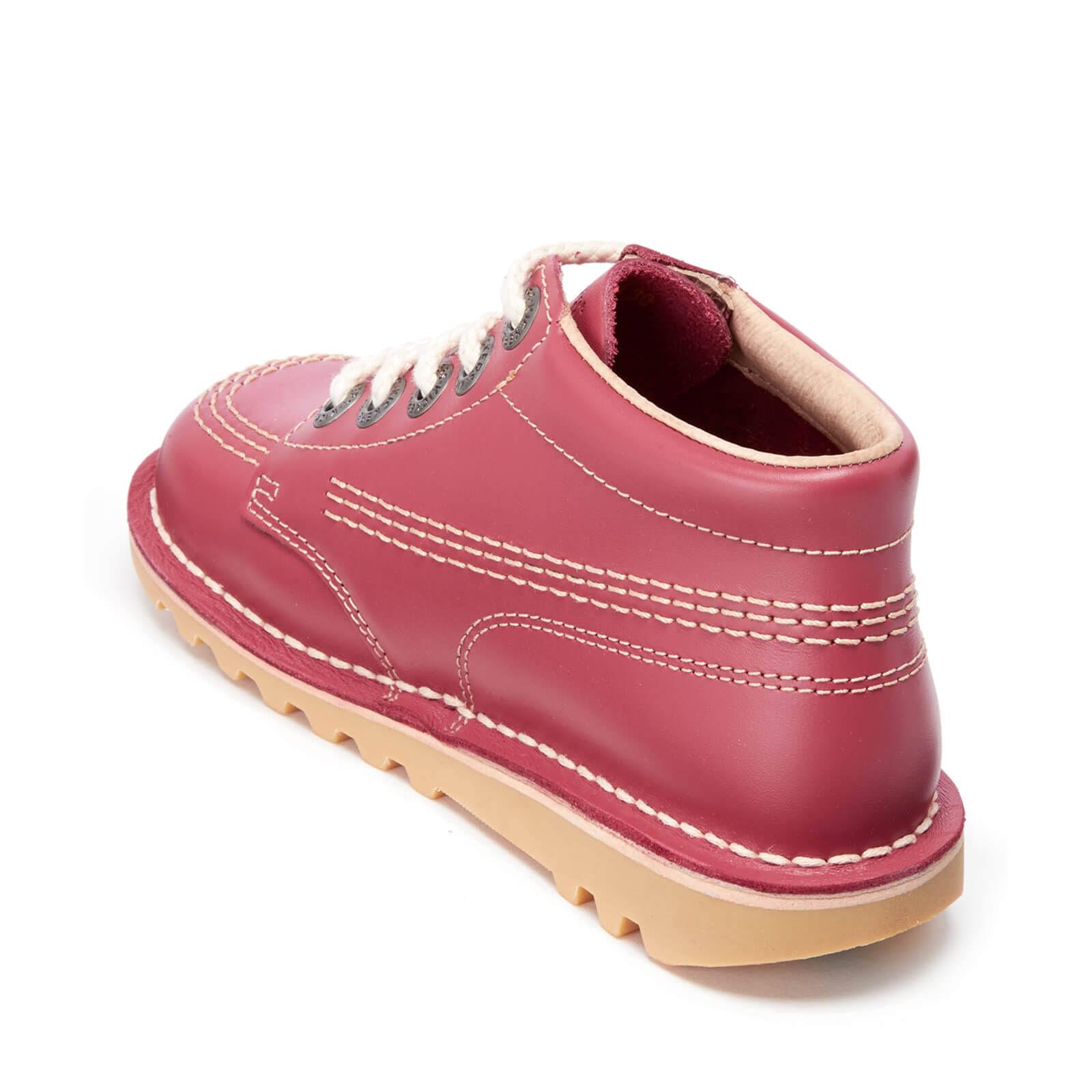 Vk Infanteu Kickers Hi BootsBlossom Kids 8 Pink 25 'Kick HbYE9IWDe2