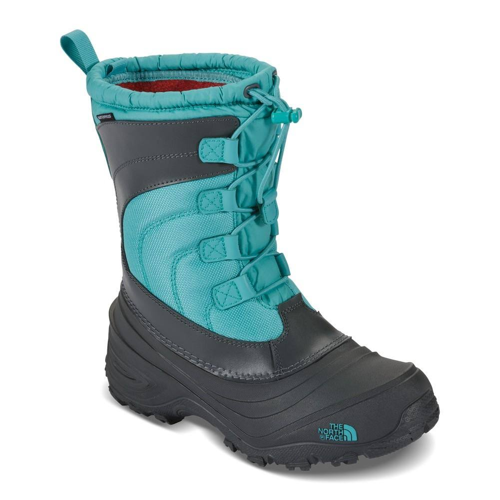 North Alpenglow Iv Face Boots Gris Niños The RBqC7