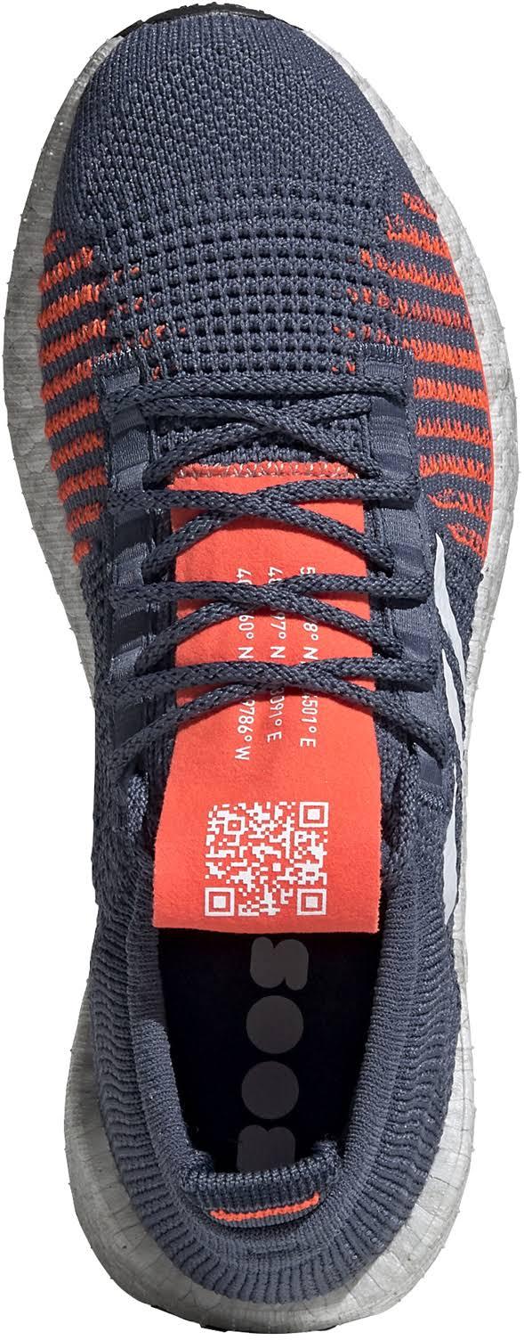 Adidas Pulseboost HD Running Shoes - Blue - 9